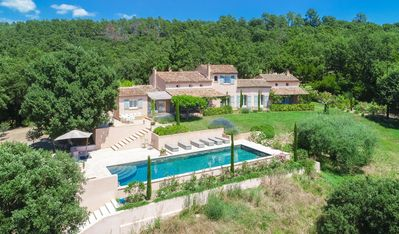 Photo for Villa Sylvia - Villa for 8 people in La Garde-Freinet