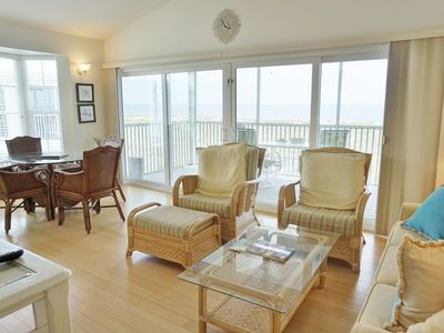 Photo for Excellent Beach View 2nd Floor Beautifully furnished and Comfortable, A3121A