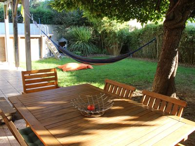 Photo for Nice apartment with pool Montpellier