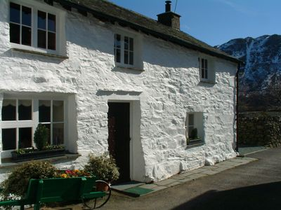 Photo for Cowslip Cottage at Seatoller Farm, nestled in the beautiful Borrowdale Valley