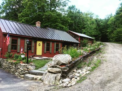 "Photo for ""Everything  VT""  Getaway Centrally Located:  Ski, Shop, Golf,  Hike, Relax"