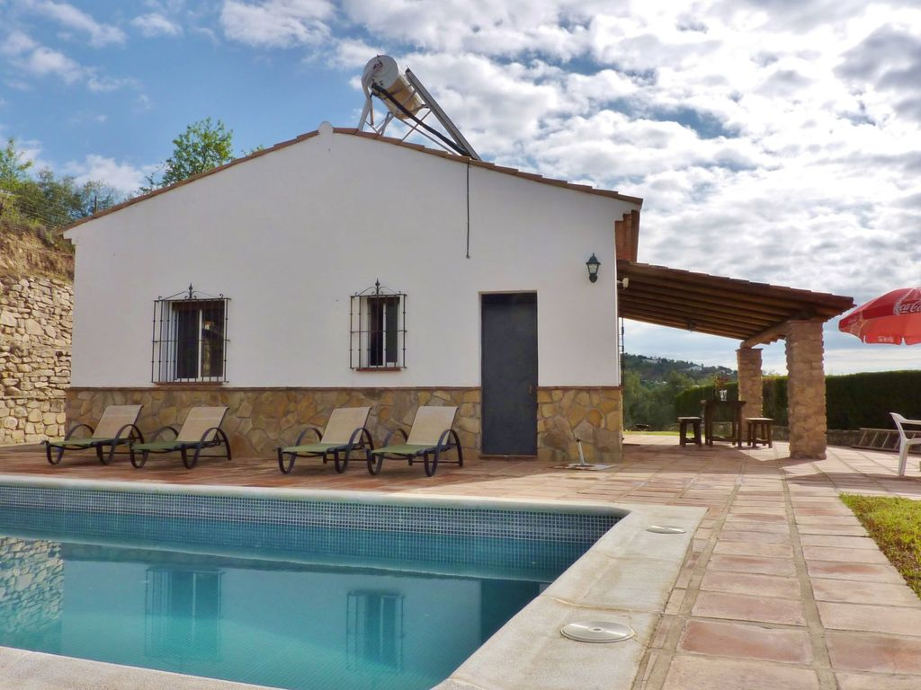 Detached Cottage With Private Swimming Homeaway Antequera