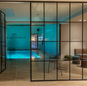Photo for Cozy villa with indoor swimming pool and infrared sauna.