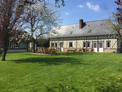 Photo for 5BR House Vacation Rental in Épreville-En-Lieuvin, Normandie