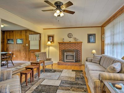 Photo for NEW! 2-Acre Columbus Getaway - 7 Miles to TIEC!