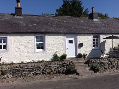 Photo for Charming 500 year old cottage in Moniaive