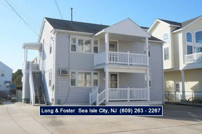 Photo for The second floor unit of a two story duplex. This property is located in the nice Townsends Inlet section of Sea Isle City