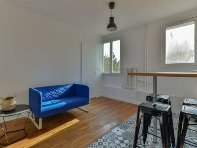 Photo for Charming apartment in Vanves