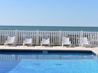 Photo for Great Location, Oceanfront Pool - Great Monthly Rates Dec-Feb!