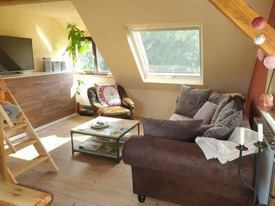 Photo for Holiday loft in the countryside
