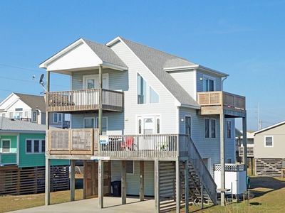 Photo for NEAR THE BEACH- 4 Bedrooms, Just a Short Stroll to the Beach, Dog Friendly!