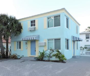 Photo for OCEANVIEW CONDO 2/1 FOR 8 1/2 BLOCK TO BEACH PATIO & GRILL - AVAILABLE MONTHLY