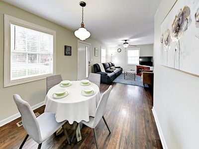 Photo for Eastside Charmer w/ Big Yard - Near Five Points and Downtown, Walk to Dining
