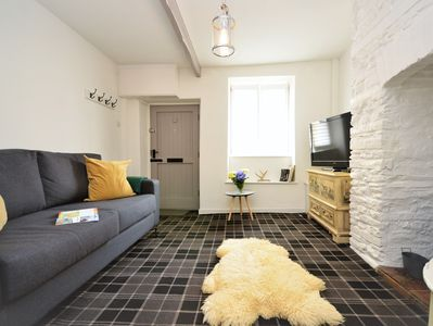 A quaint little bolthole for two in the centre of Brecon