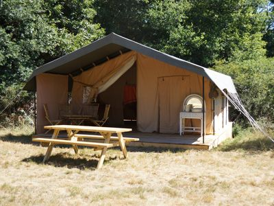 Photo for Safari tent in a large location
