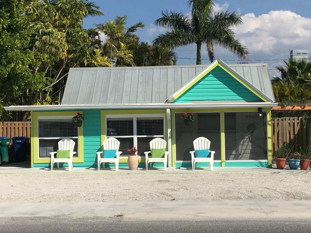 Adorable Cottage On Anna Maria Island Less Vrbo