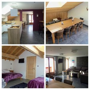 Photo for Chalet Beausoleil Brand new apartment for 12 persons 146m2