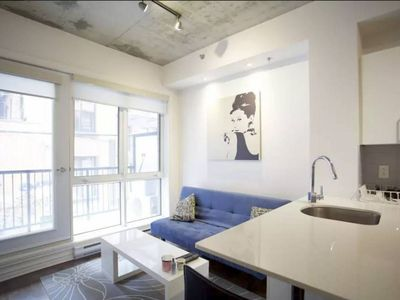 Photo for Condo Vacation Rental in Montréal, QC