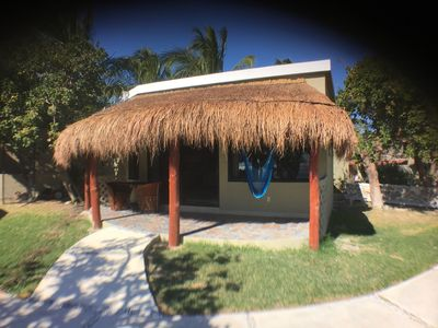 Photo for Villa Makax  Beachfront Guesthouse with heated saltwater pool