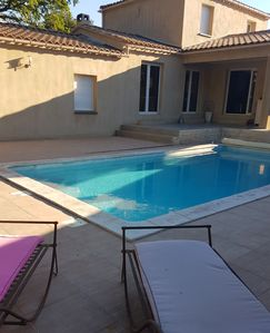 Photo for PROMO RENTAL LAST WEEK AVAILABLE VILLA VEDENE 190 E the Night of 21 to 28/08