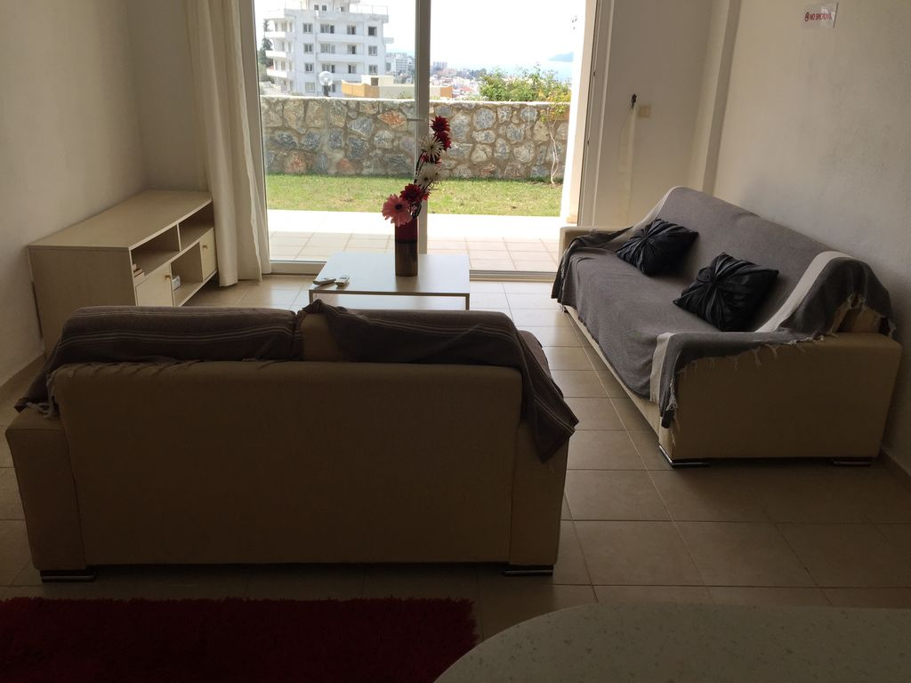 Stunning 3 Bedroom Apartment On Beautiful Complex With Large Free Form Pool Milas Mugla
