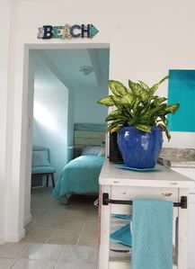 Photo for Trendy Cozy Cottage In Paradise / Less than 1 mile to beach and town!