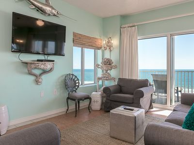 Photo for Tidewater #701: 3 BR / 3 BA condo in Orange Beach, Sleeps 7