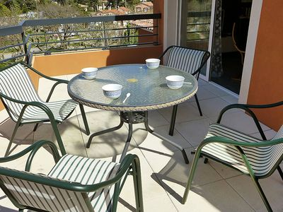 Photo for Apartment in Saint-Raphaël with Lift, Parking, Internet, Washing machine (251861)