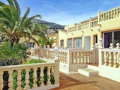 Photo for Bungalows Canuta Baja, Calpe  in Valencia - 4 persons, 2 bedrooms