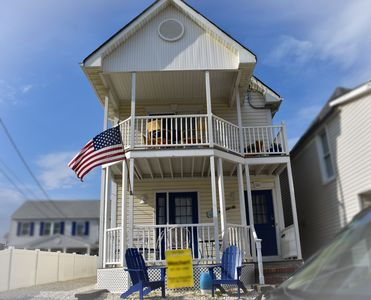 Photo for 2 Bedroom, 1 Bath One house from the Beach!