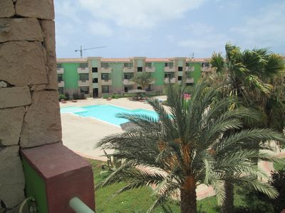 Photo for Residence Moradias green apartment 2 bedrooms 2 bathrooms with private pool