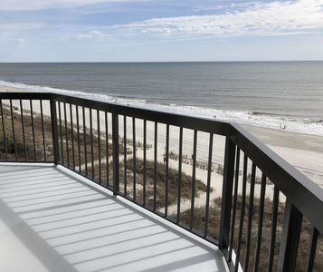 Photo for 2BR Oceanfront Condo, Wrap-Around Balcony