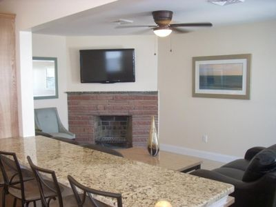 Photo for Opposite the Beach! Side by Side Duplex. Rent one or better, both!