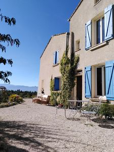 Photo for Charming 17th century country farmhouse with incredible views!