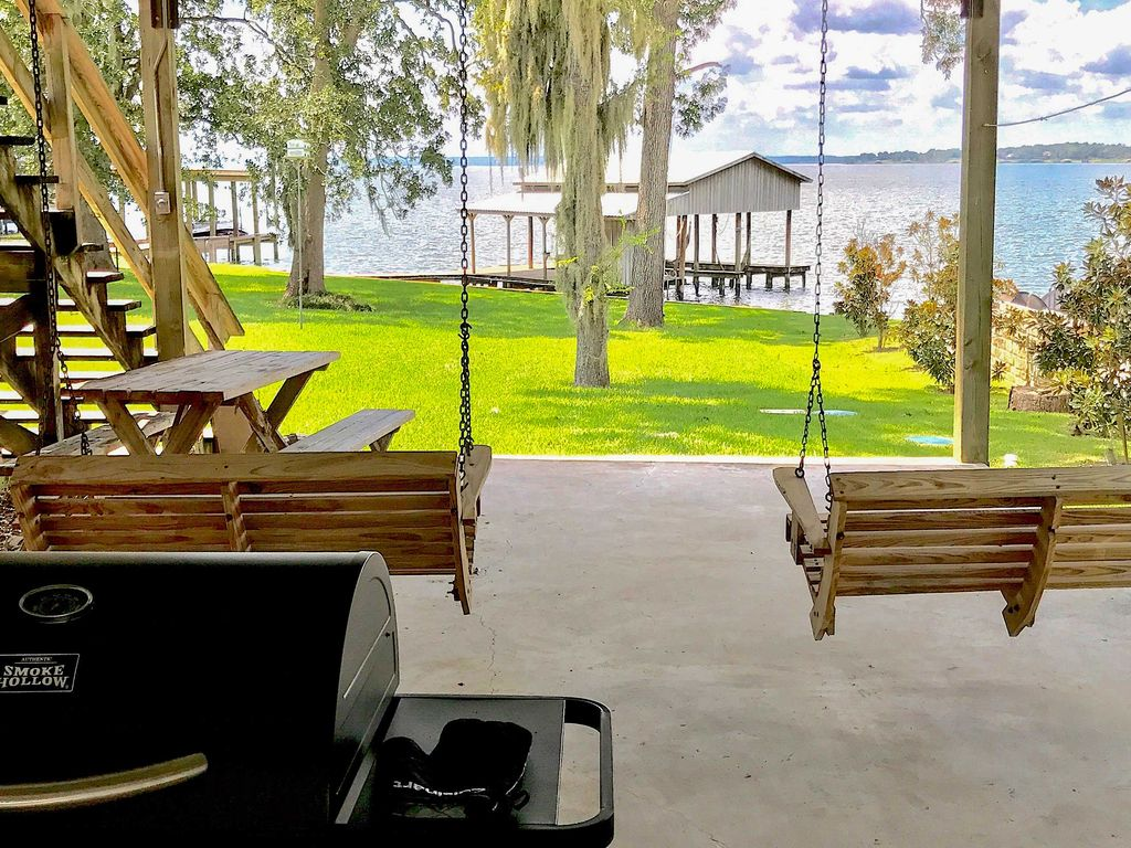 Lakefront Livingston Accueil W Boat House Kayaks Homeaway