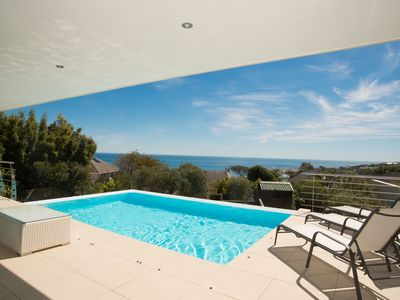 Photo for Atlantic Retreat, 6 Bed Family Villa in Camps Bay
