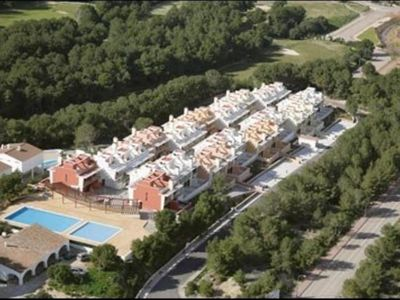 Photo for 2. Chalets in Menorca 4 minutes from the beach and surrounded by the Son Par Golf Club