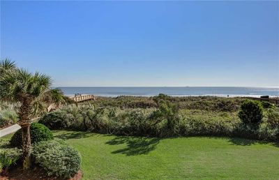 Photo for Book Soon For New Lower Rates! Private Oceanfront Deck and Close To Dining, Shopping!