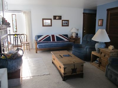 Photo for Spacious 2-Bedroom Condo In Summit County, Close To 4 Major Ski Areas.