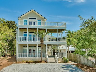Photo for Shades of Summer, Grayton Beach 6 bed/6.5BH PV. Pool