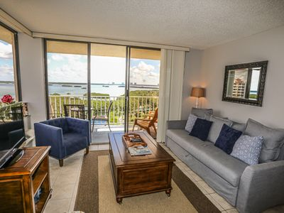 Photo for Wonderful 11th Floor Beachfront Condo at Lovers Key Beach Club