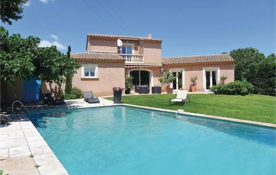 Photo for 4 bedroom accommodation in Eyguieres