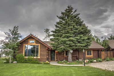 A cabin like no other