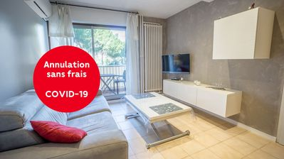Photo for Appartement tout confort - Holiday's Cocon