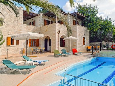 Photo for 5 bedroom accommodation in Rethymno