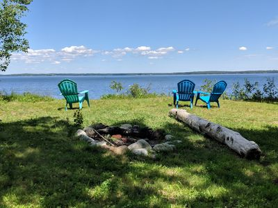 Photo for Maine Ocean Front - Near Camden - Family Friendly