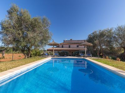 Photo for Pretty finca for 6 people in a beautiful location with great outdoor area