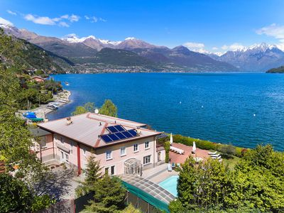 Villa Maia, Pianello Del Lario, Lake Como - NORTHITALY VILLAS vacation rentals