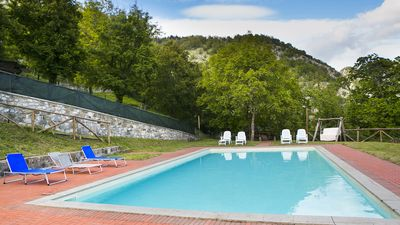 Photo for Casa Merico -  Tuscany Farmhouse villa with cottage, large private pool and wifi