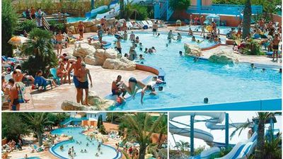 Photo for MOBIL HOME CAMPING 4 * MAR ESTANG
